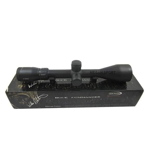 WEAVER BUCK COMMANDER 4-16X50 SF (TC500)