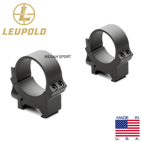 MOUNTING LEUPOLD QRW2 30MM MEDIUM (MT664)
