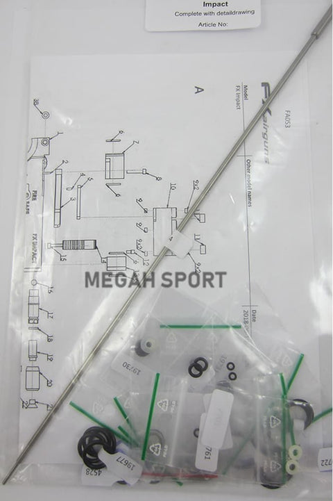 REPAIR KIT FX IMPACT (AS694)