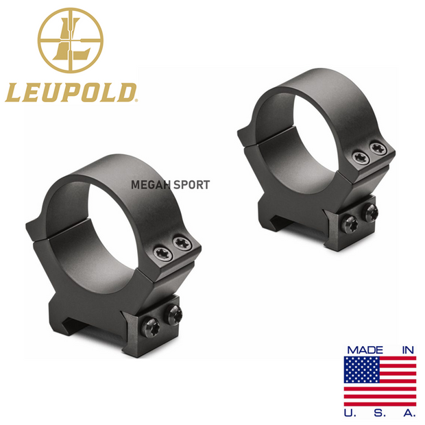 MOUNTING LEUPOLD PRW2 30MM HIGH (MT657)