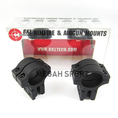 MOUNTING BKL-263H High Matte Black (MT701)