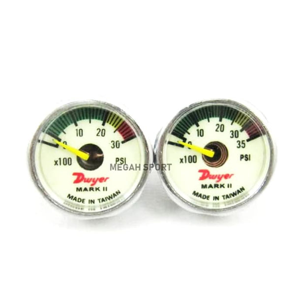 MANOMETER TAIWAN 3000 - 3500 - 5000 PSI (AS527)
