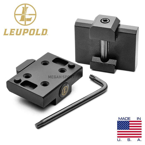 LEUPOLD DELTA POINT PRO CROSS SLOT MOUNT (MT671)