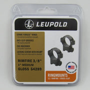 MOUNTING LEUPOLD RIM FIRE 3/8 M (MT645)