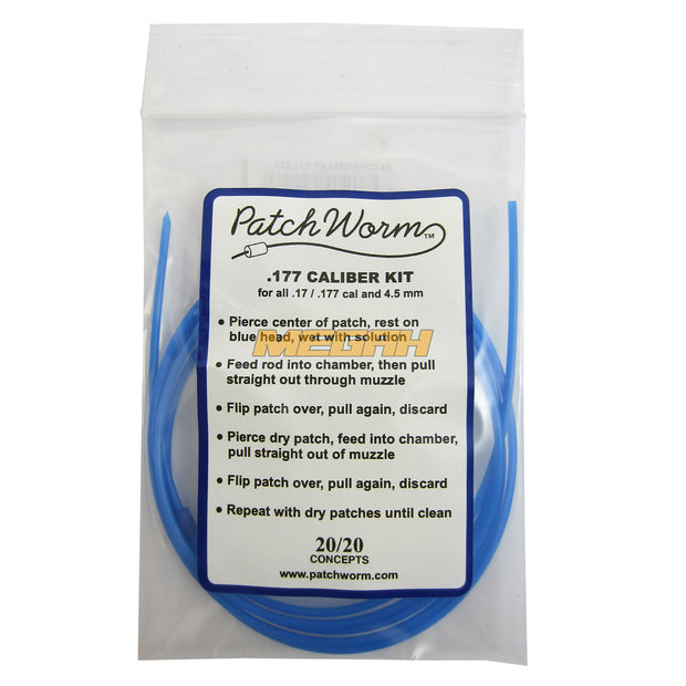 PATCHWORM KIT PEMBERSIH LARAS KAL. 177 (AS657)