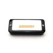 MINI HUMMBUCKER ALNICO BRIDGE/NECK - BLACK (AG734)