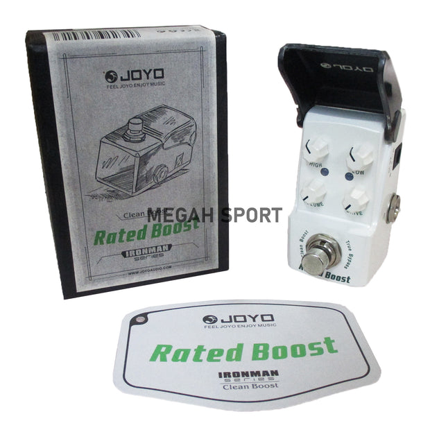 EFFECT JOYO RATED BOOST JF301 (AM901)