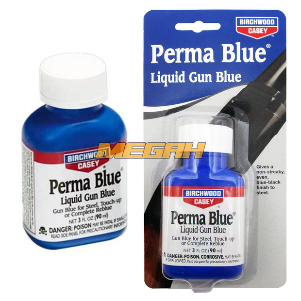 BIRCHWOOD CASEY PERMA BLUE LIQUID (AS261)