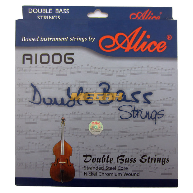 SENAR GITAR ALICE DOUBLE BASS A-100G ORIGINAL (SG219)