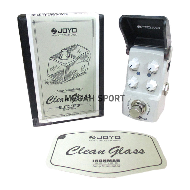 EFFECT JOYO CLEAN GLASS JF307 (AM903)