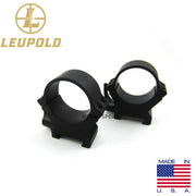LEUPOLD RING MOUNT QRW2 30mm HIGH QUICK DETACHABLE (MT665)