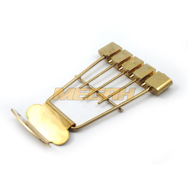 TAILPIECE BASS 4 STRING - GOLD (AG081)