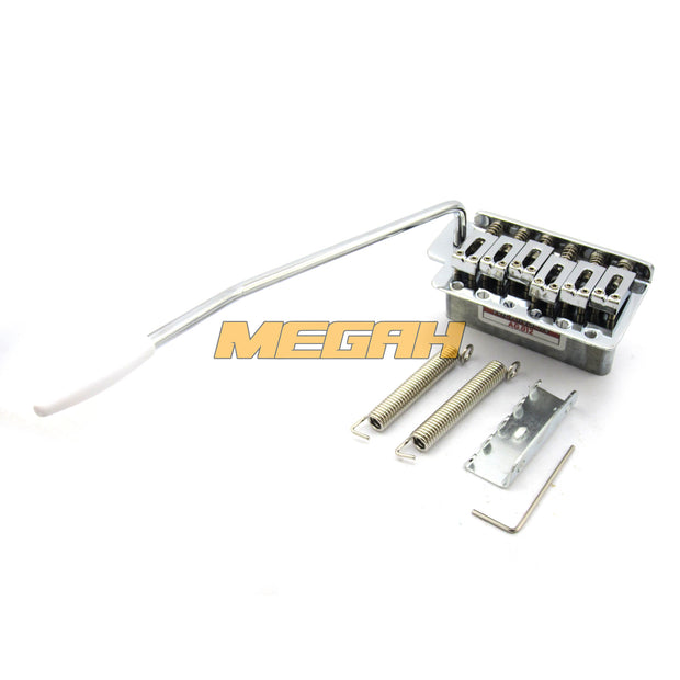 TREMOLO 6 STRING KOREA - CHROME (AG012)