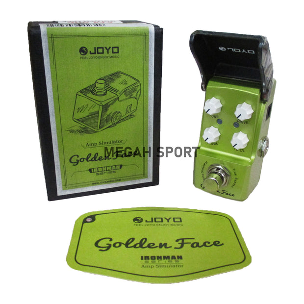 EFFECT JOYO GOLDEN FACE JF308 (AM906)
