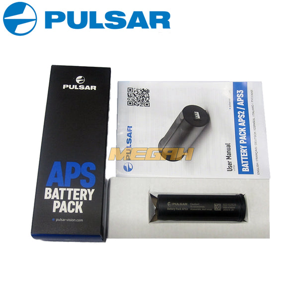 PULSAR BATTERY PACK APS3 (TC379)
