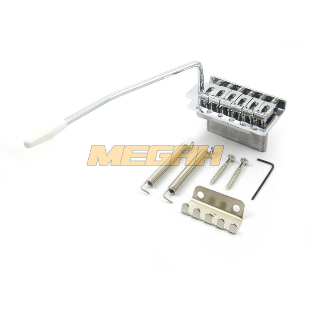 TREMOLO 6 STRING - CHROME/BLACK (AG976)