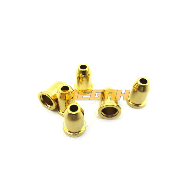 STRING MOUNTING 6 PCS GOLD (AG157)