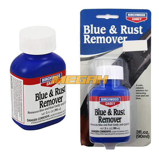 BIRCHWOOD CASEY BLUE & RUST REMOVER (AS255)