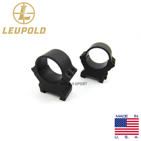 LEUPOLD RING MOUNT PRW2 25.4mm/1inch HIGH (MT654 )