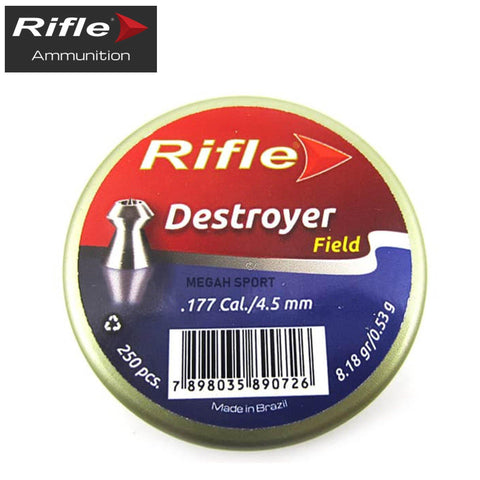 RIFLE DISTROYER 250 PCS (PE354)