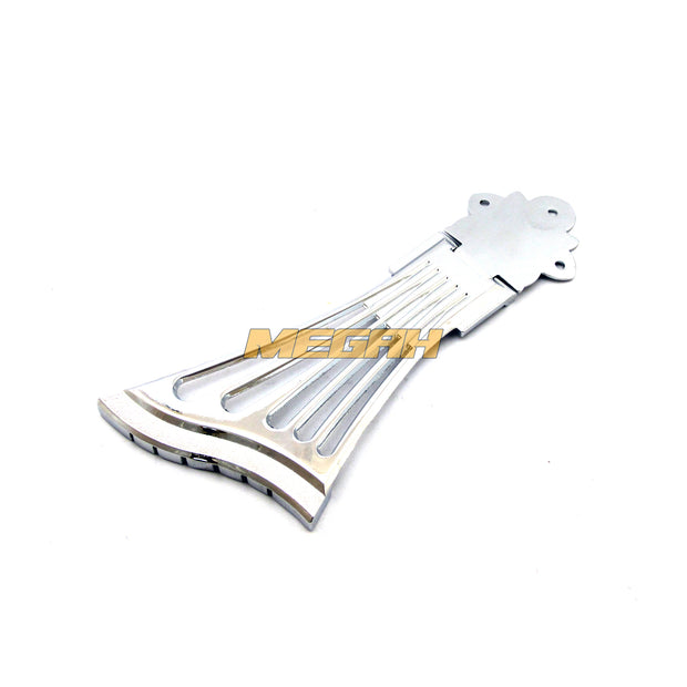 TAIL PIECE GOLD AND CHROME MDL W AG075
