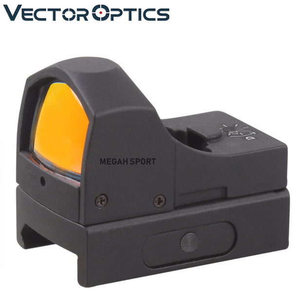 RED DOT SENJATA API GLOCK M1911 3MOA (TC908)