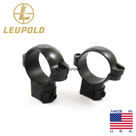 MOUNTING LEUPOLD RIM FIRE 3/8 HIGH (MT646)