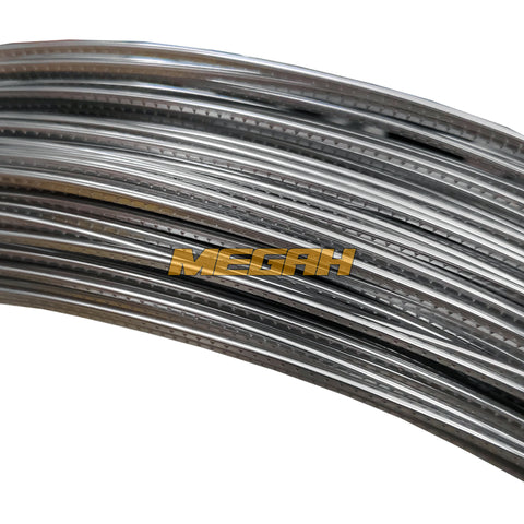 FRET NIKEL HARD 2.7MM PER METER MEDIUM ELEC (AG558)