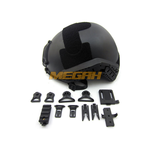 HELM RELL AIRSOFT (OG801)