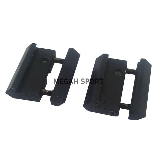 ADAPTER PIKATINI TO DOVETAIL - 2 PCS (MT531)