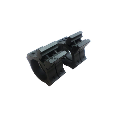 MOUNTING BKL-304L MB LOW MATTE BLACK (MT702)