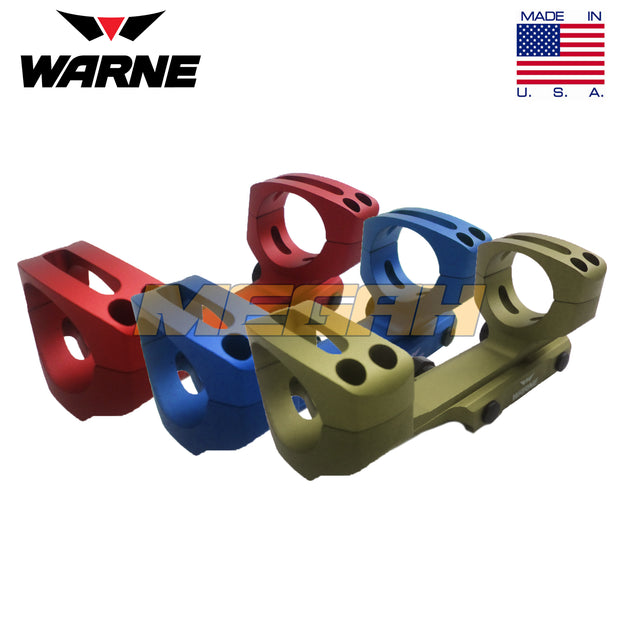 WARNE MOUNTING RING DOUBLE AR-30MM (MT741)