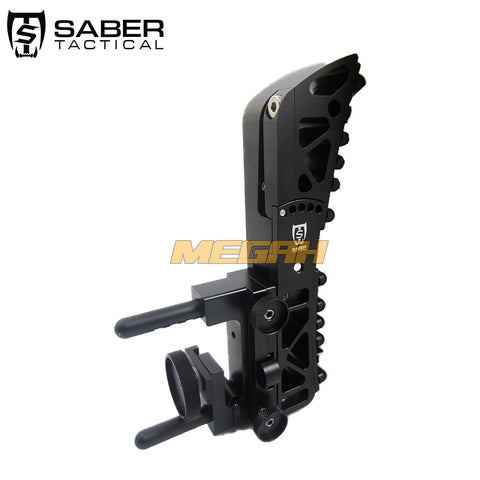 SABER TACTICAL FX IMPACT ADJUSTABLE BUTTSTOCK (AS735)