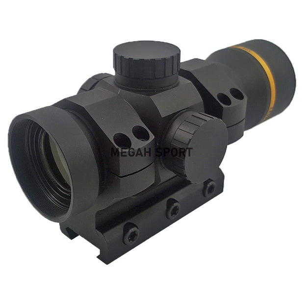 LEUPOLD VX-FREEDOM RDS 1X34mm RED DOT with MOUNT (TC349)