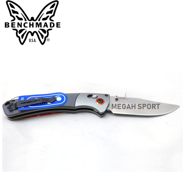BENCHMADE USA 15080-1 CROOKED RIVER 3170 (PI765)
