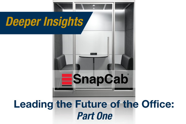 TEC: SnapCab – Leading the Evolution of the Office: Part One - SnapCab - Workspace