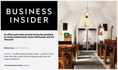 Business Insider - SnapCab Feature Banner