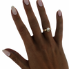 AntiRacist Layered Rings Set
