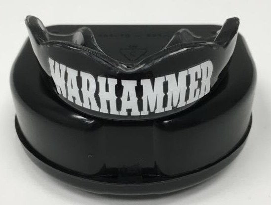 Mouth Guard w/Case (Adult Size) - Warhammer Fightwear
