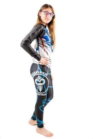 """Shock"" Spats (Full Length Adult Unisex) - Warhammer Fightwear"