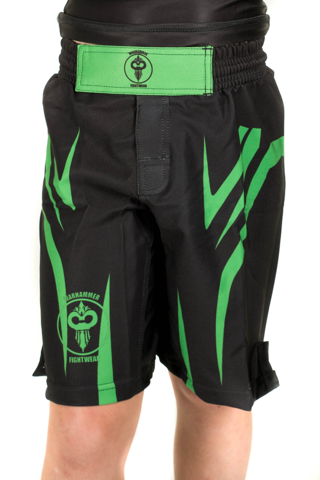 """Razor"" Series Fight Shorts (Youth)"