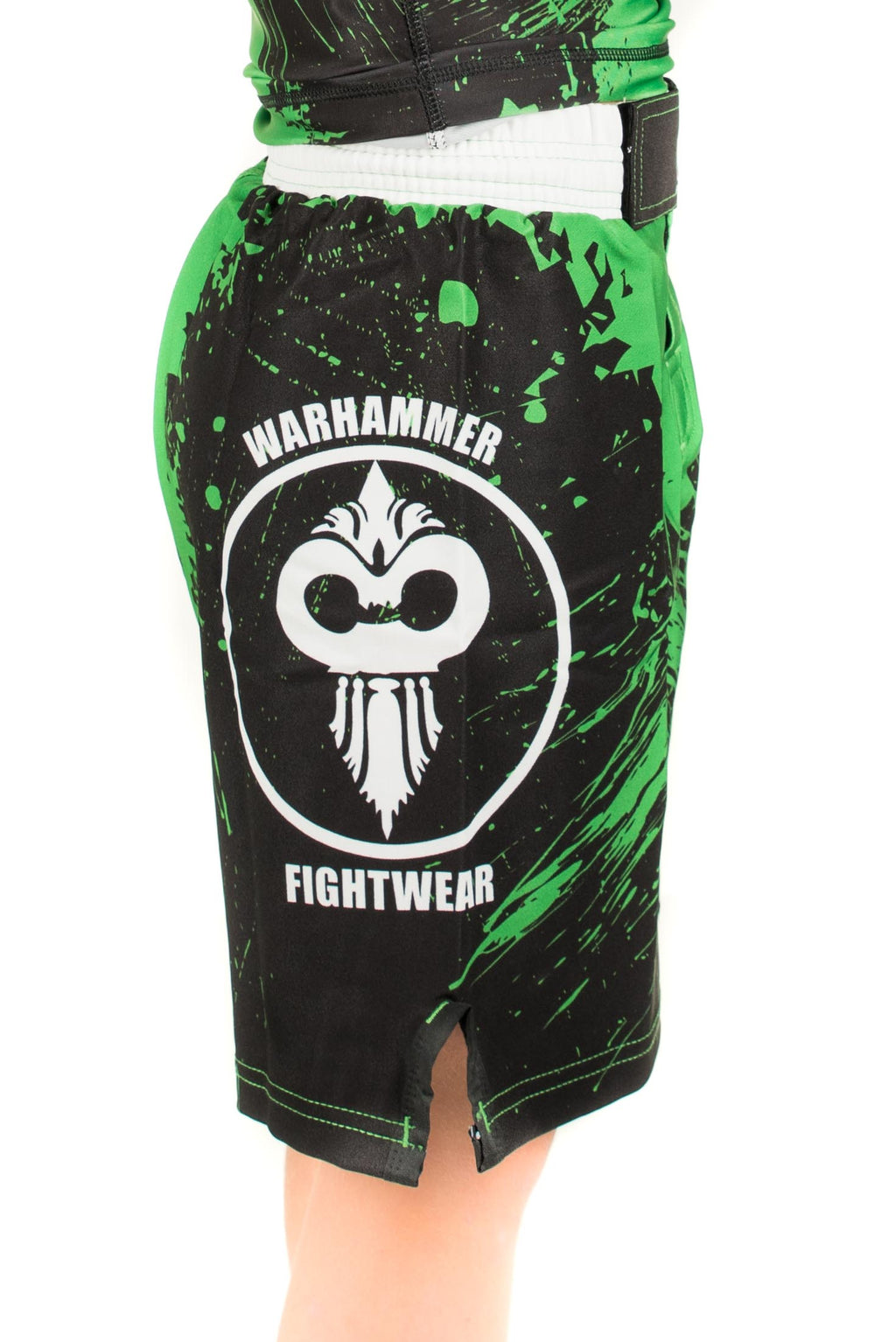 """Splatter"" Series Fight Shorts (Youth)"