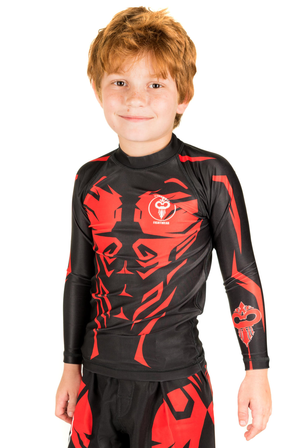"""Savage"" Series Rash Guard (Youth)"