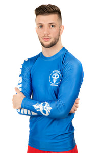 Solid Color Rash Guards (Adult Sizes) - Warhammer Fightwear