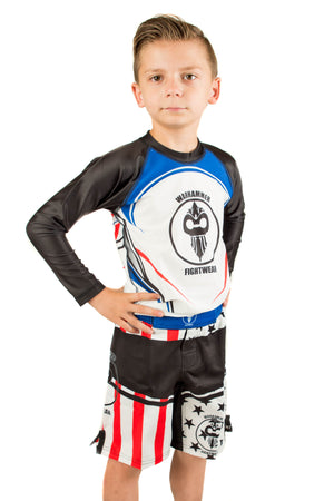 American Flag Rash Guard (Youth)