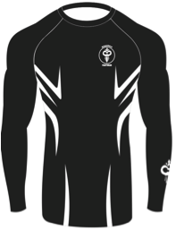 """Razor"" Rash Guard Long Sleeve (Youth Sizes)"