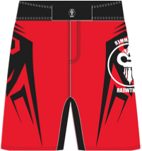 """Savage"" Series Fight Shorts (Adult Sizes Unisex) - Warhammer Fightwear"