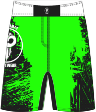 """Splatter"" Series Fight Shorts (Adult Sizes Unisex) - Warhammer Fightwear"