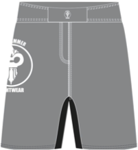 Solid Fight Shorts (Adult Sizes) - Warhammer Fightwear