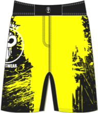 """Splatter"" Series Fight Shorts (Adult Sizes)"